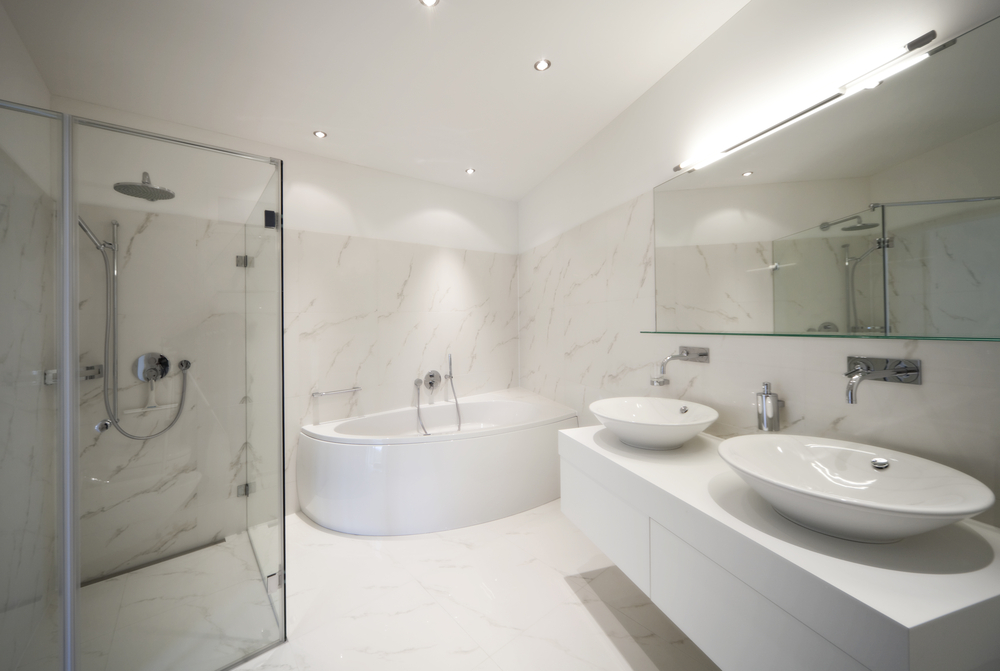 . 5 Tips  Achieving a Beautiful Modern Bathroom   Bathroom Renovations